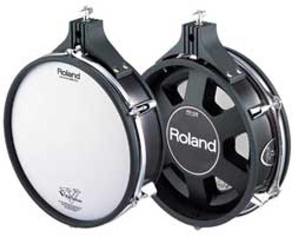 Roland PD125BK 12 inch dual-trigger mesh-head pad (Black)