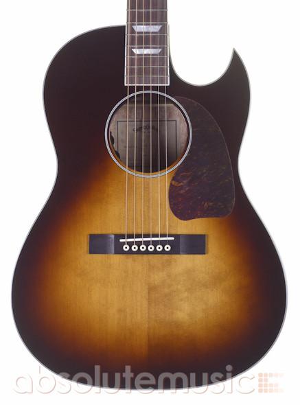 Sigma LGMC-SG100F Electro Acoustic Guitar, Sunburst