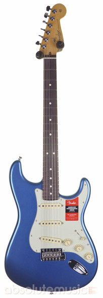 Fender Limited Edition American Pro Stratocaster, Lake Placid Blue, Rosewood