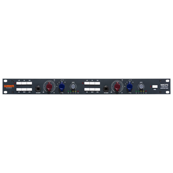 Warm Audio WA273 Twin Channel Microphone Preamp