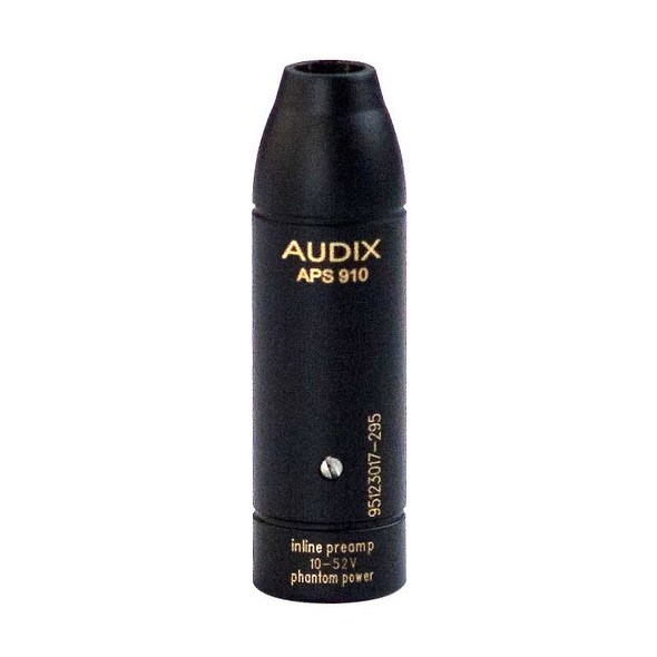 Audix APS910 In Line Phantom Power Adaptor