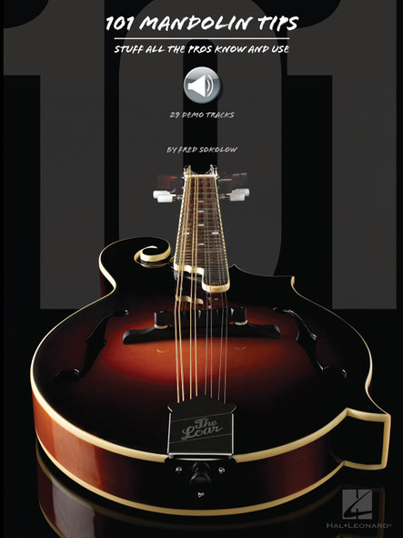Fred Sokolow: 101 Mandolin Tips (Book/Online Audio)