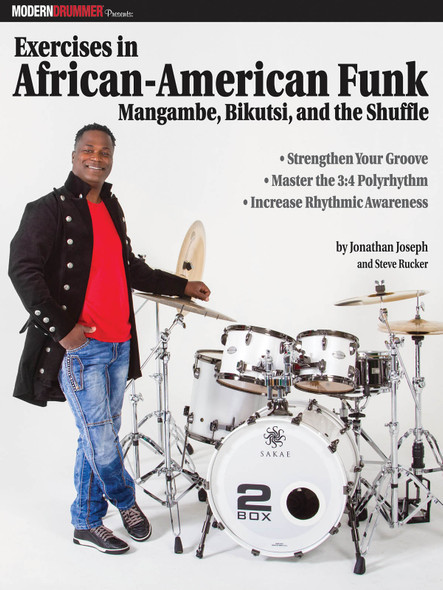 Modern Drummer Presents: Exercises In African-American Funk BK