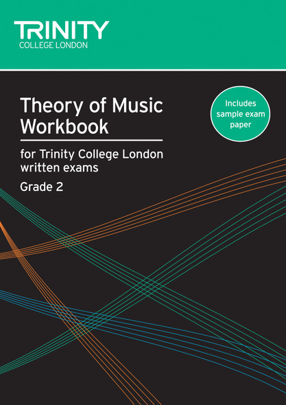 Trinity Guildhall: Theory Of Music Workbook - From 2007 (Grade 2)