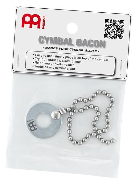 Meinl Cymbal Bacon Sizzler