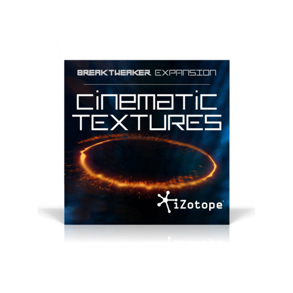 iZotope BreakTweaker Cinematic Textures Expansion (Download)