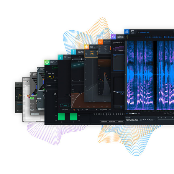 Izotope RX Post Production Suite 5 (Download)