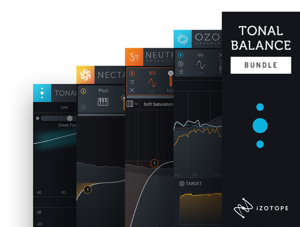 Izotope Tonal Balance Bundle Crossgrade From Tonal Balance Control 2 (Download)