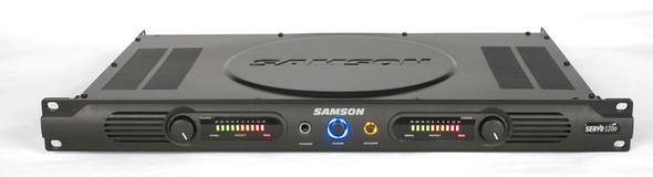 Samson Servo 120A 1U Power Amplifier (2 x 60W at 4 ohms)