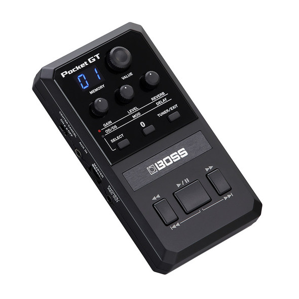 Boss Pocket-GT Desktop Multi Guitar Effects Processer
