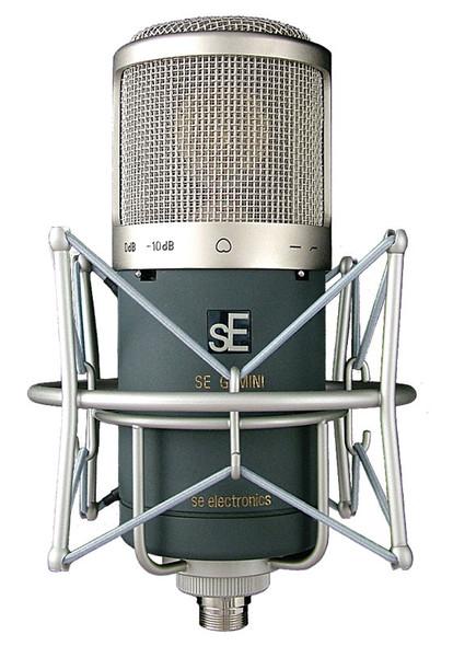 sE Electronics Gemini II Dual Valve Condenser Microphone