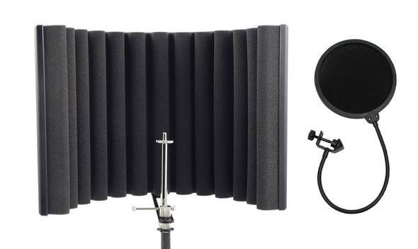 sE Electronics RF-X Reflexion Filter and Pop Filter Bundle