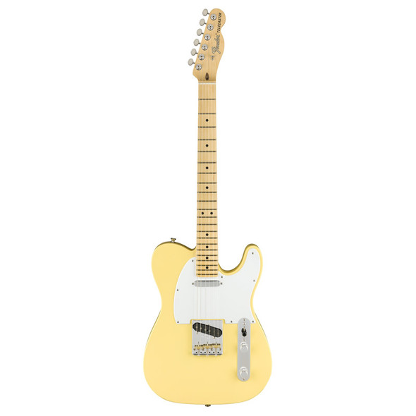 Fender American Performer Telecaster Electric Guitar, Vintage White, Maple