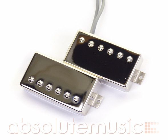 Epiphone Alnico Classic Pro Humbuckers Set, Chrome Covers (Pre-Owned)