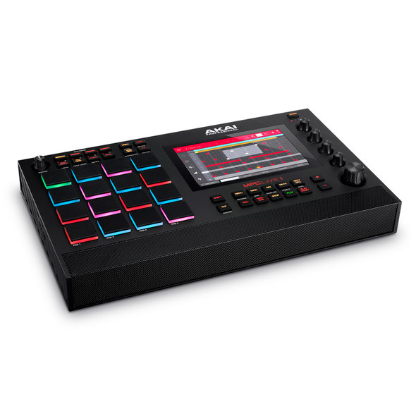 Akai Professional MPC Live II Standalone Production System