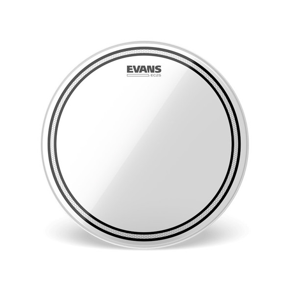 Evans TT15EC2S 15 Inch EC2 Clear Drum Head