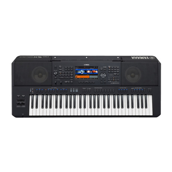 Yamaha PSR-SX900 Home Keyboard, 61 Keys, Black  (as new)