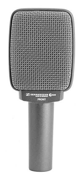 Sennheiser E609 Silver Dynamic Guitar Cabinet Microphone