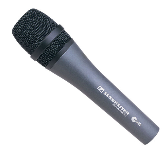 Sennheiser E845 Handheld Dynamic Microphone