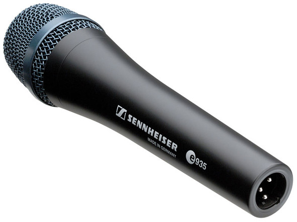 Sennheiser E935 handheld dynamic mic (cardioid)