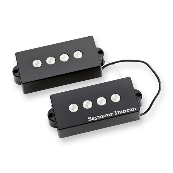 Seymour Duncan SPB-3 Quarter Pound Precision Bass Pickup, Black