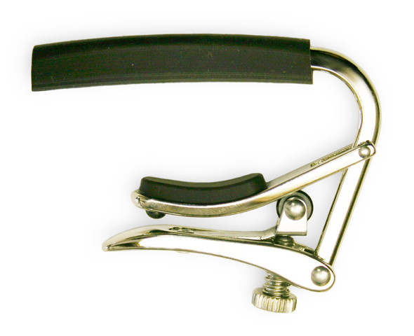 Shubb C3 Nickel Capo for Twelve String Guitars