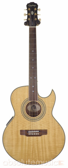 Epiphone PR5E Artist Electro Acoustic Guitar with Case (Pre-Owned)