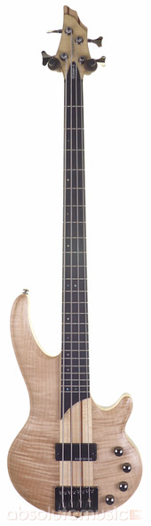 Tanglewood Canyon II 4 String Active Bass Guitar, Natural (Pre-Owned)
