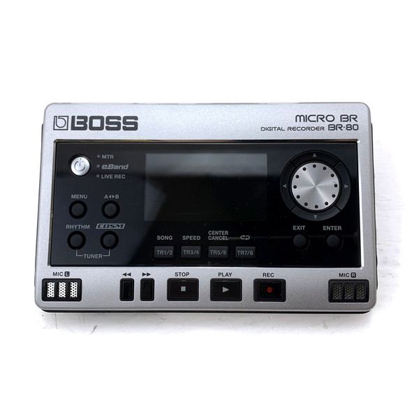 Boss Micro BR BR-80 8 Track Digital Recorder (Pre-Owned)