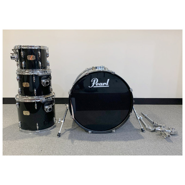 Pearl Export Early 2000's Shell Pack in Black (Pre-Owned)