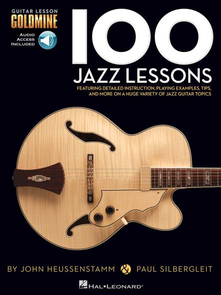 John Heussenstamm/Paul Silbergleit: 100 Jazz Lessons