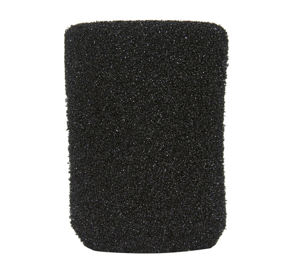 Shure A85WS Black Foam Windscreen for SM85, SM86, SM87A and SM86