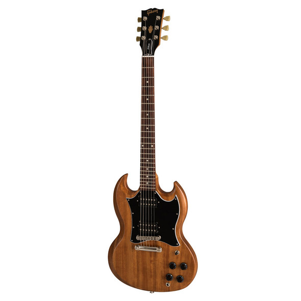 Gibson SG Tribute Electric Guitar, Natural Walnut