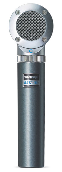 Shure Beta 181/O side address condenser mic with omni-directional capsule