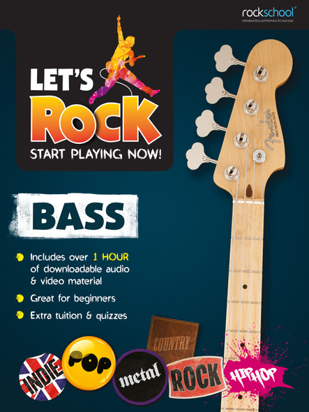 Let's Rock Bass – Start Playing Now!
