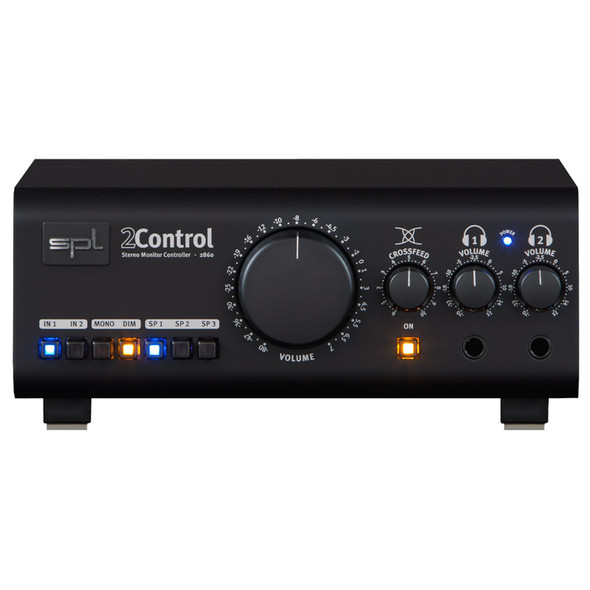 SPL 2Control Speaker And Headphone Monitoring Controller