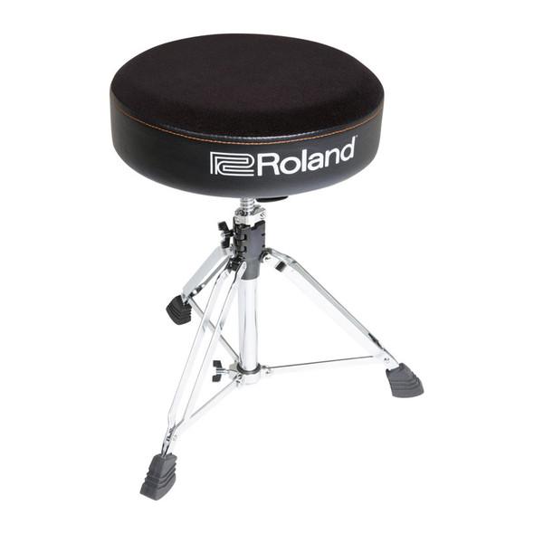 Roland RDT-R Round Drum Throne, Velour Seat