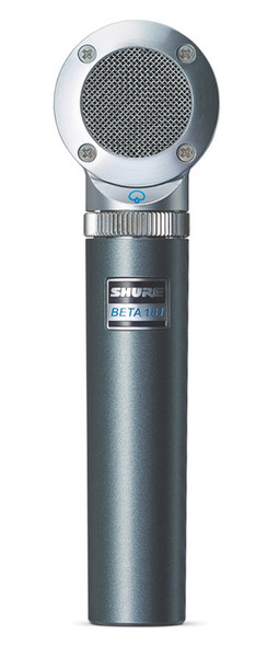 Shure Beta 181/S side address condenser mic with supercardioid capsule