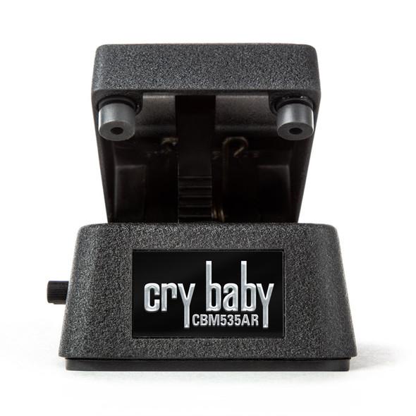 Dunlop CBM535AR Crybaby Q Mini 535Q Auto-Return Wah Pedal