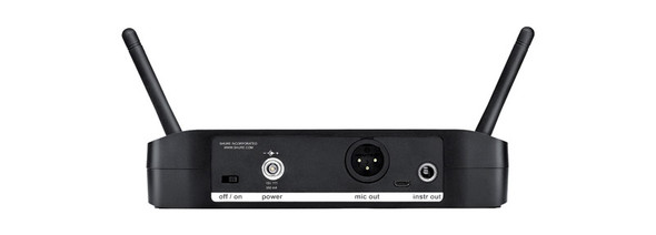 Shure GLXD14UK Digital Wireless Guitar System