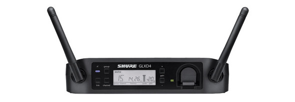 Shure GLXD14UK/93 Digital Wireless Microphone Presenter System