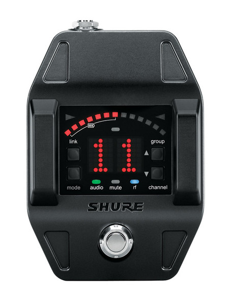 Shure GLXD16 Digital Wireless Guitar Pedal System