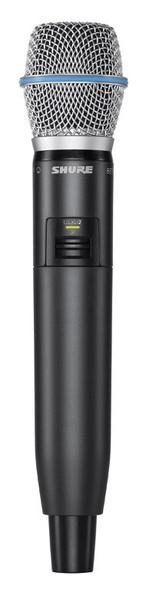 Shure GLXD24UK/B87A Beta 87A Digital Wireless Vocal System