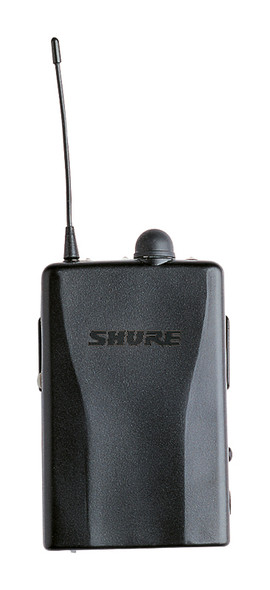 Shure PSM200 P2R Bodypack Receiver (earphones not included) (CH38)