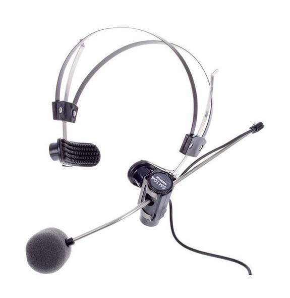Shure SM10A dynamic Headset Microphone
