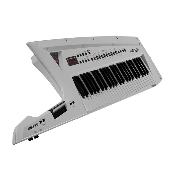 Roland AX-Edge Keytar Synthesizer, White  (Ex-Display)