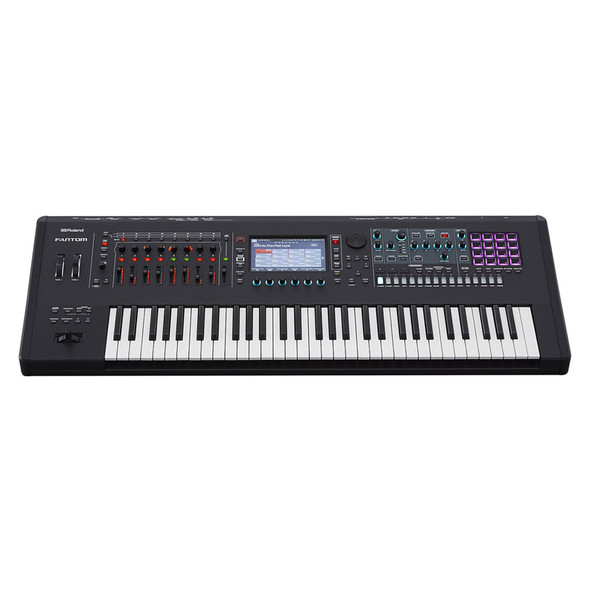 Roland Fantom 6  61 note Workstation Keyboard   (Ex-Display)
