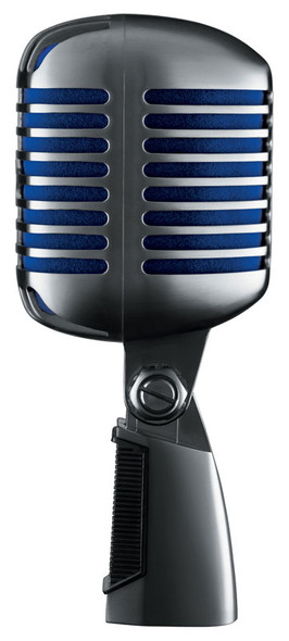 Shure Classic Series Super 55 Deluxe Dynamic Mic (Supercardioid)