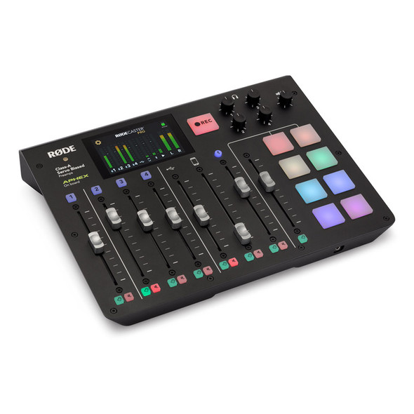 Rode Rodecaster Pro Integrated Podcast Production Console  (Ex-Display)