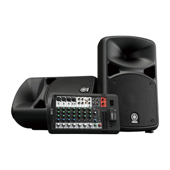 Yamaha Stagepas 600BT Portable PA System w/Bluetooth  (as new)